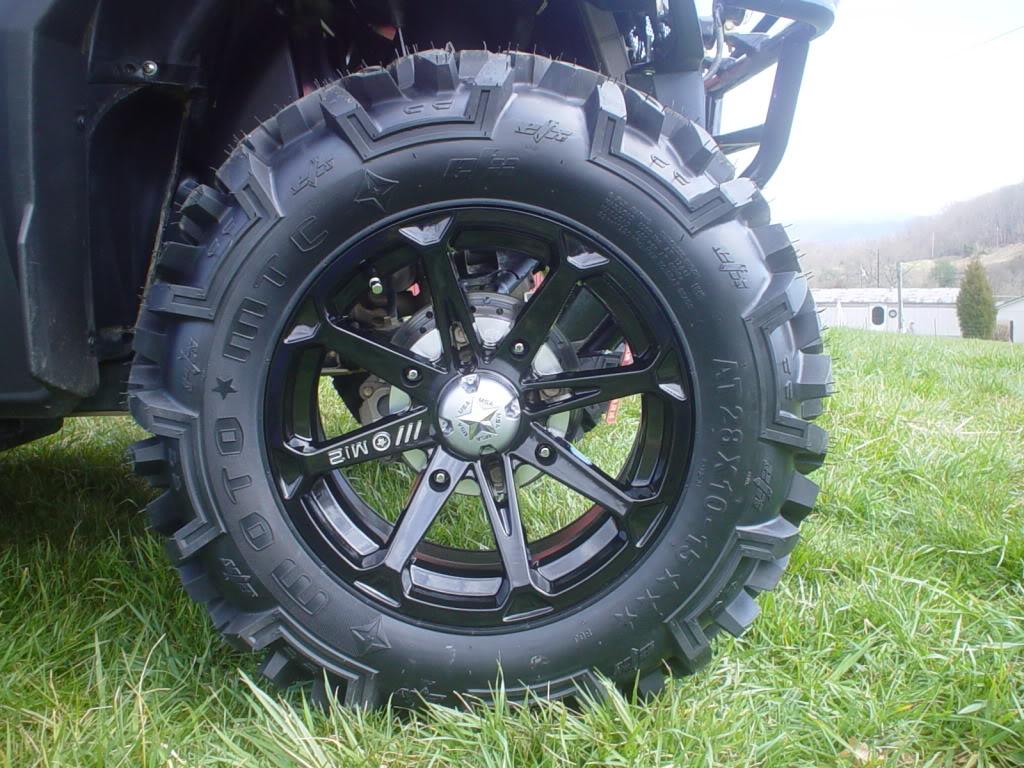 New Wheels & Tires! DSC00020