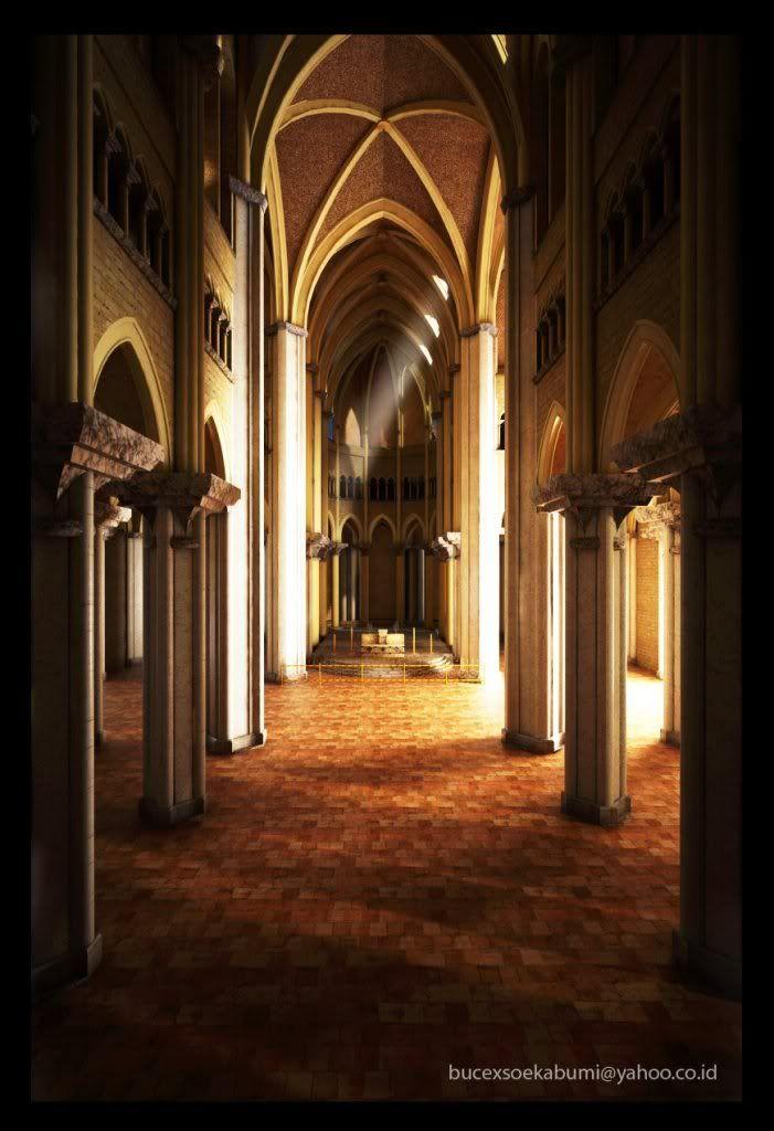 SVA_October Challenge Winners_ Gothic Church BucexSoekabumi