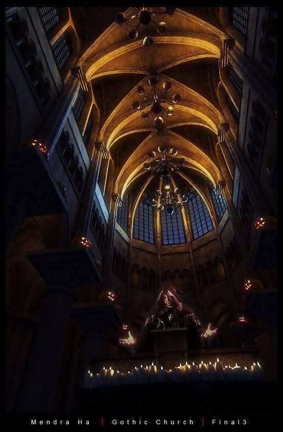 SVA_October Challenge Winners_ Gothic Church MendraHa