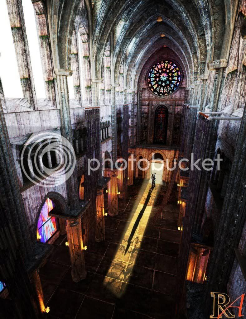 SVA_October Challenge Winners_ Gothic Church SatrioHadi