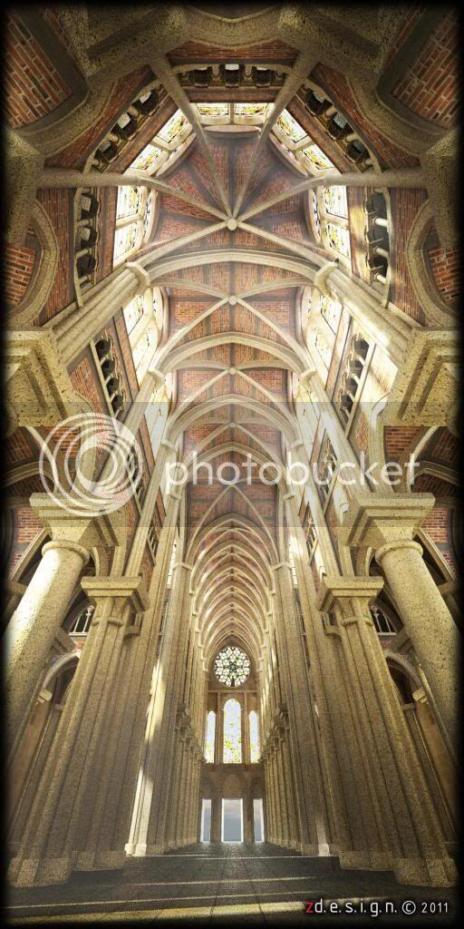 SVA_October Challenge Winners_ Gothic Church ZernanSuares