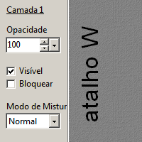 Tipografia no Photofiltre Studio X - básico Tip_blend