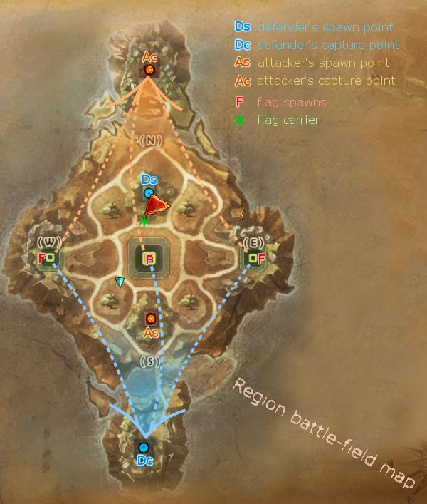 Tutorial - Guerra de Nações (Novo evento da expansão Sirenes da Guerra) Map