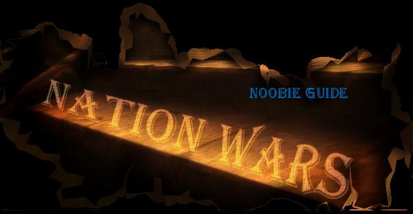 Nation Wars - Noobie guide Title1