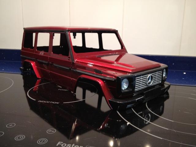 Nuevo proyecto Mercedes G de nikko Acaa6613
