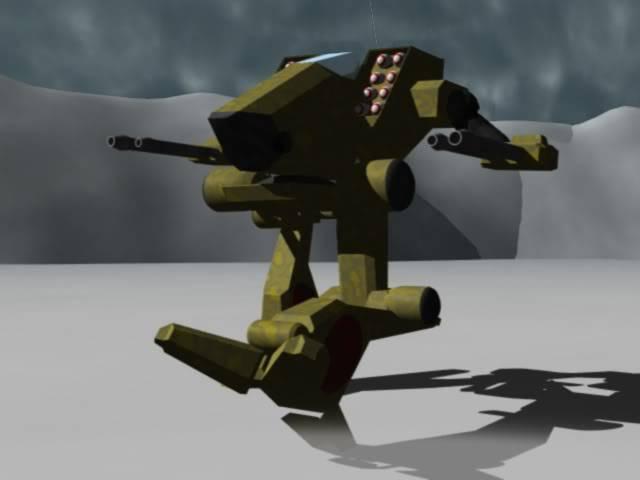3D_Ninja's 3D Stuff! MadDogRunningonAlshain