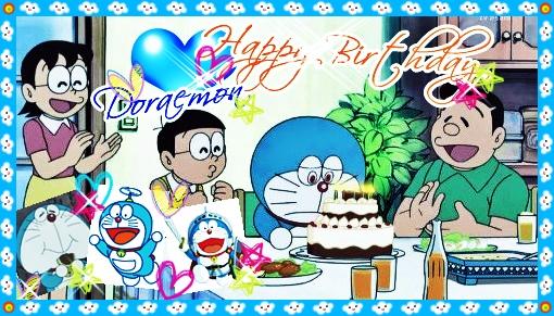 [Event]Happy Birthday to Doraemon :x HBBD-Mon