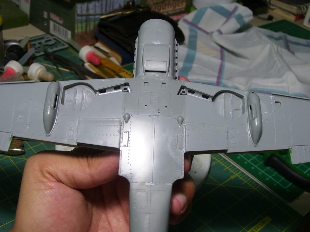 Messerschmitt Bf 109 G-6 Hasegawa 1/32 Alfred Grislawski - Página 2 AvancesMesserschmitt10
