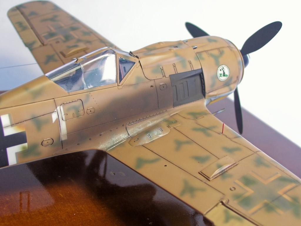 Focke Wulf 190 F-8 Blanco 1, I/SG4 (Tamiya 1/48). FockeWulf190F-8%2015