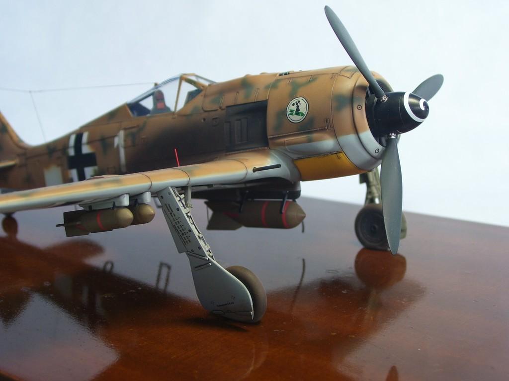 Focke Wulf 190 F-8 Blanco 1, I/SG4 (Tamiya 1/48). FockeWulf190F-8%2020