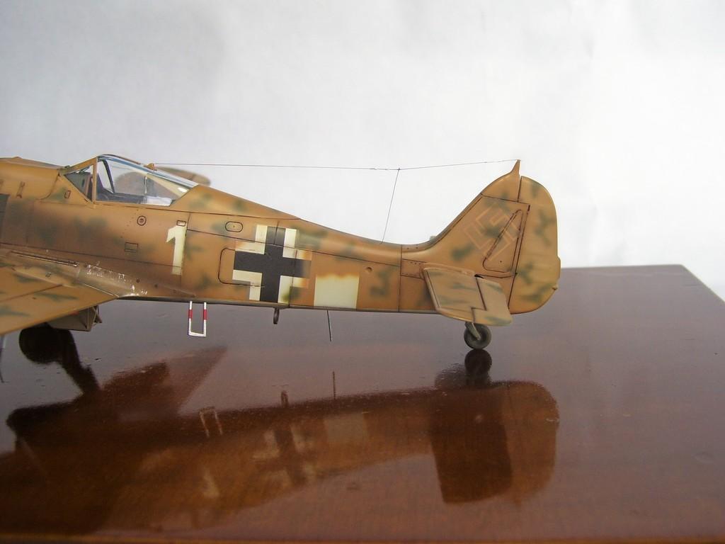 Focke Wulf 190 F-8 Blanco 1, I/SG4 (Tamiya 1/48). FockeWulf190F-8%208
