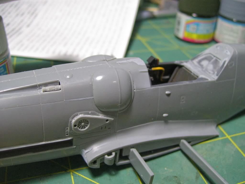 Messerschmitt Bf 109 G-6 Hasegawa 1/32 Alfred Grislawski - Página 2 Messersch2-1