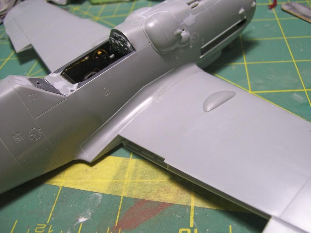Messerschmitt Bf 109 G-6 Hasegawa 1/32 Alfred Grislawski - Página 2 Messerschmitt6-2