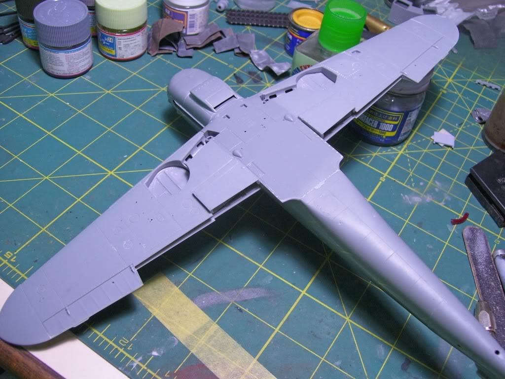 Messerschmitt Bf 109 G-6 Hasegawa 1/32 Alfred Grislawski - Página 2 Messerschmitt9-1