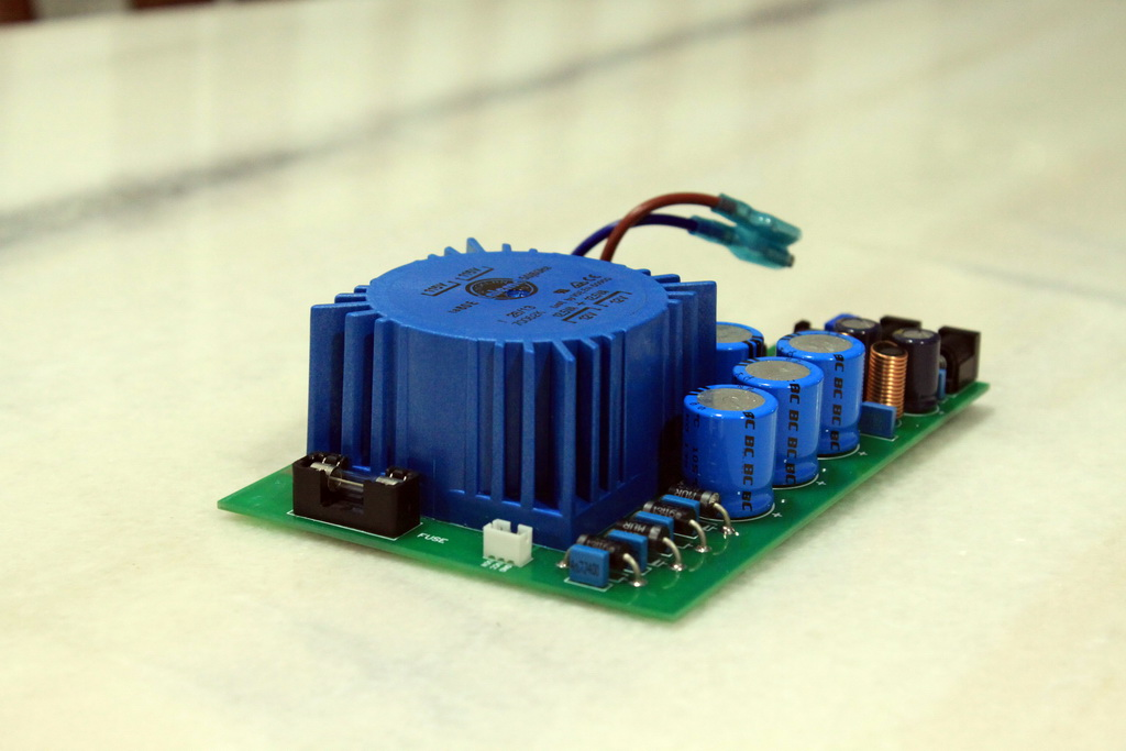 Jay's Audio LPS25VA Linear Power Supply [5V, 9V, 12V, 15V