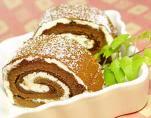 [Recipe] Bánh Chocolate cuộn kem Socolacuonkem
