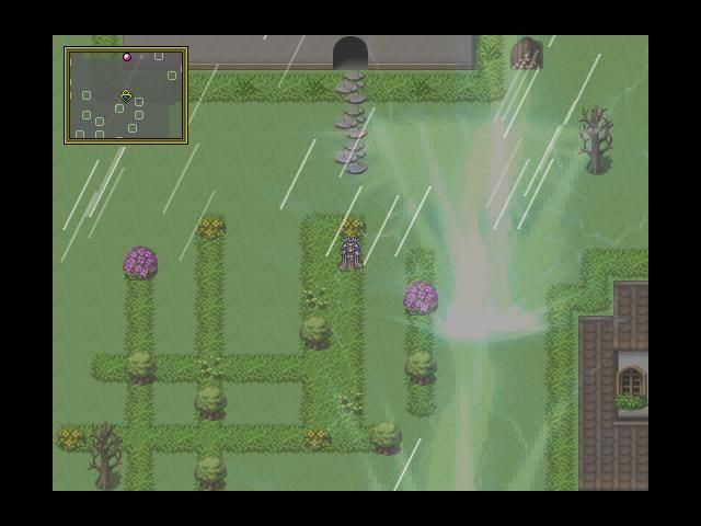 Final Fantasy: A vingança de Ultima SS1-1