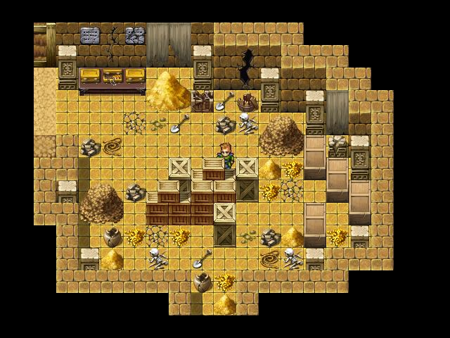 Final Fantasy: A vingança de Ultima SS4-1