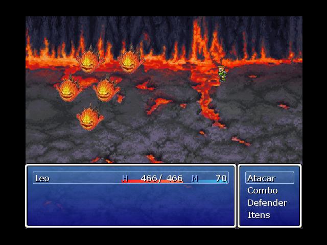 Final Fantasy: A vingança de Ultima SS5