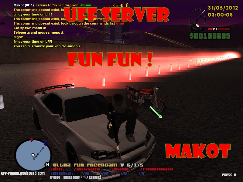 Ultra Fun Freeroam [Funfun ] 999999999999