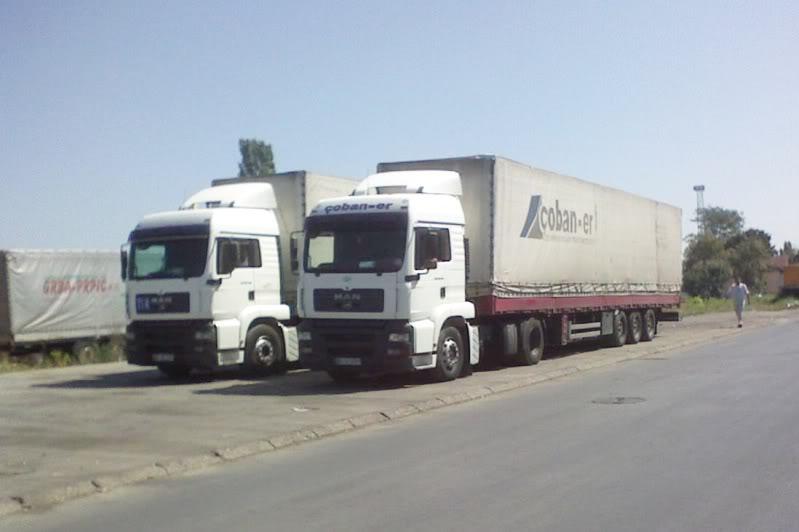 MAN kamioni  198
