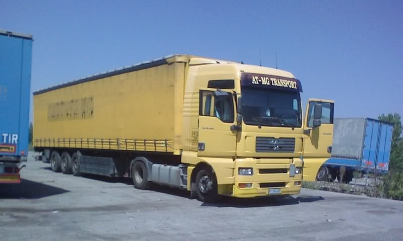 MAN kamioni  19820117