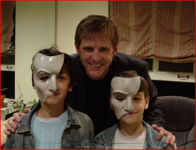 The Phantom's Mask Gary