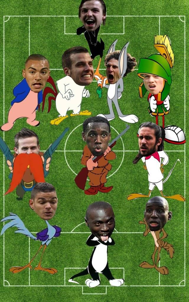 Newcastle United - Aston Villa Newastonlooney