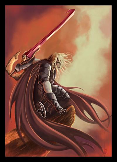 Habilidades de Dragontinos Caballero_dragon__Comission_by_Belegilgalad12