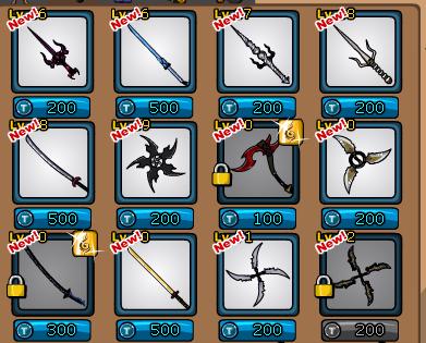Nuevas armas de token y emblem  Nuevaarmas