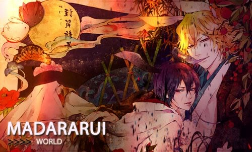 ~Madararui World~ Banner01