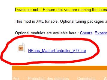Master Controller Nraas