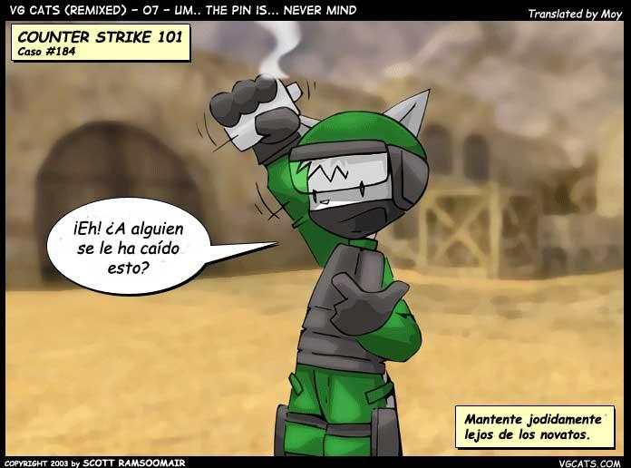 """SP Gaming [""""revista"""" Gamer] VGCats-Spanish03"""