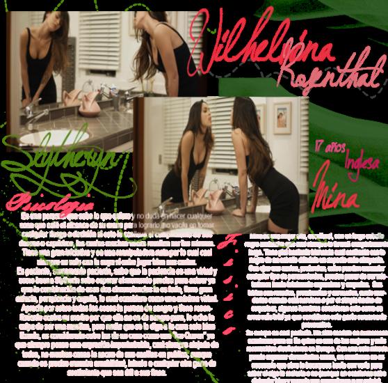 Wilhelmina Rosenthal Presentacin002