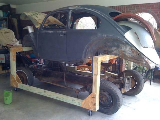 "66 Beetle ""Bella"" Cart3"