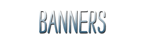GlassHeart Banners