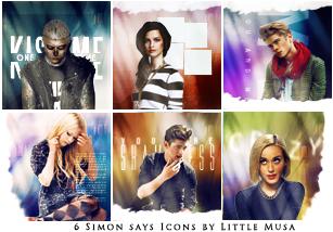 GlassHeart Icons_simon_says