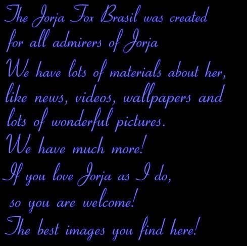 Jorja Fox Brasil - Portal Fox Textojfb