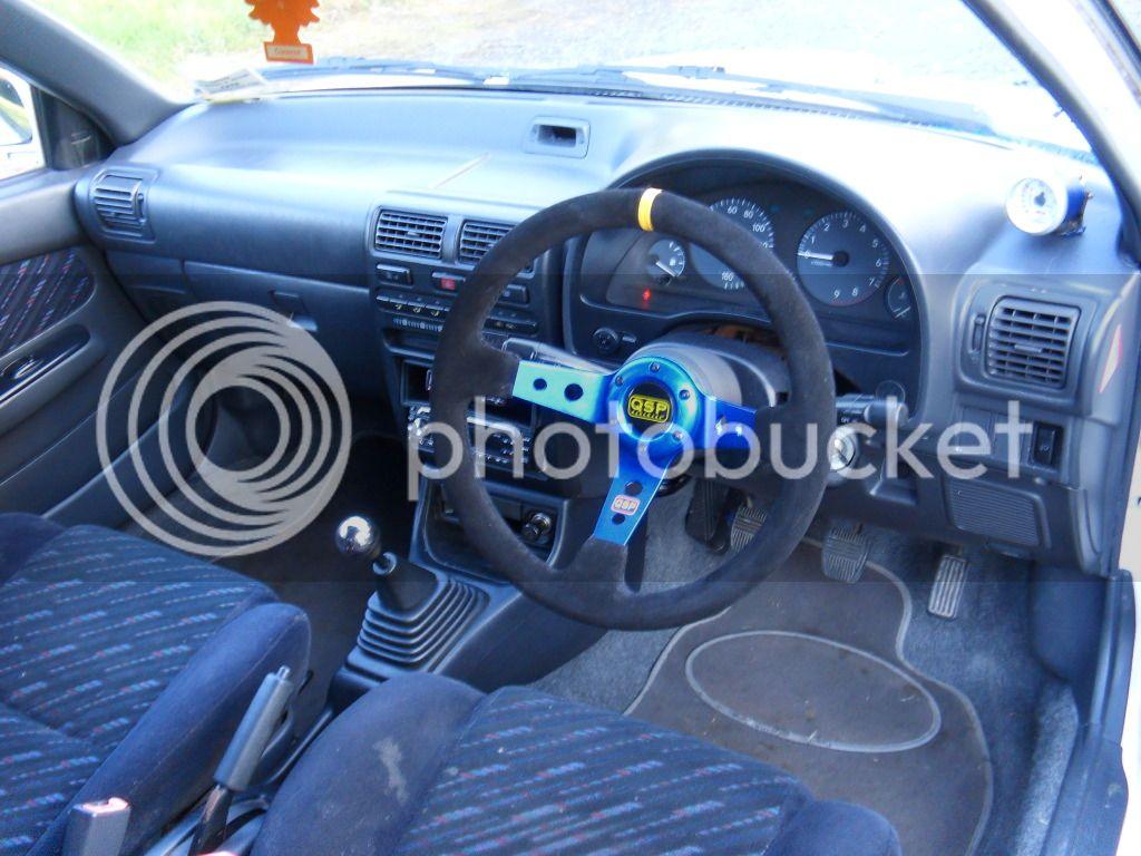 my Starlet GT TD04   SDC10325