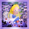 Alice au Pays des Merveilles Lavender