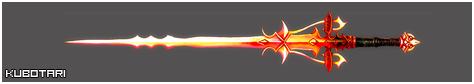 Las siete espadas de la Niebla Kubotari