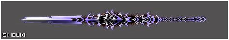 Las siete espadas de la Niebla Shibuki