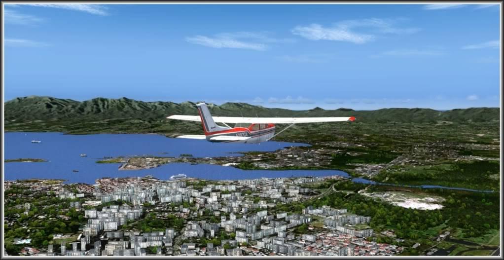 [FS9] France VFR - Guadeloupe 10-5