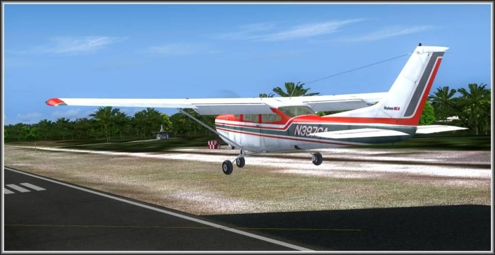 [FS9] France VFR - Guadeloupe 17-3
