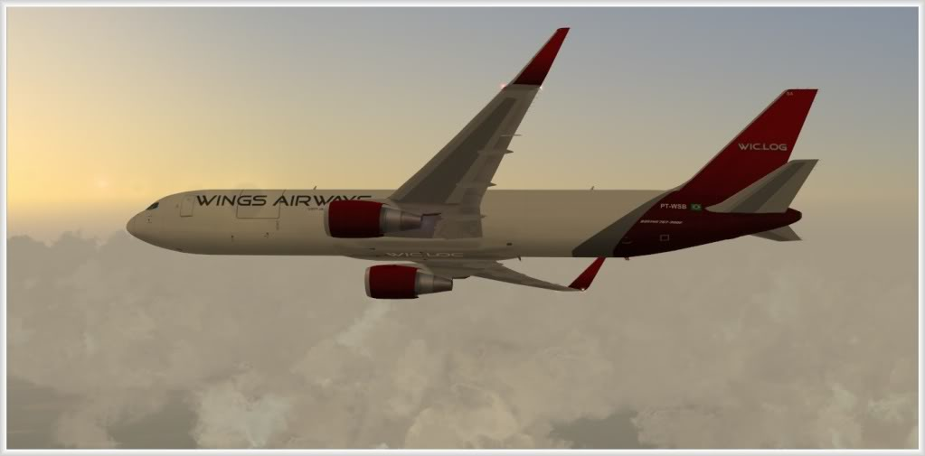 [FS9] Katowice (EPKT) - Wings Airways Athenas-Paris31
