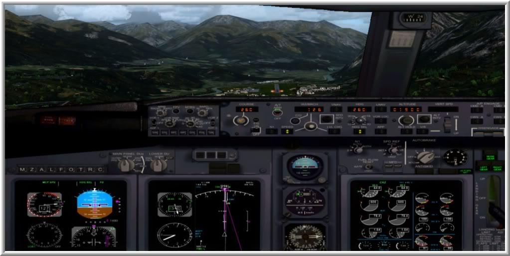 [FS9] LOWW - LOWI, Austria. BBJ25
