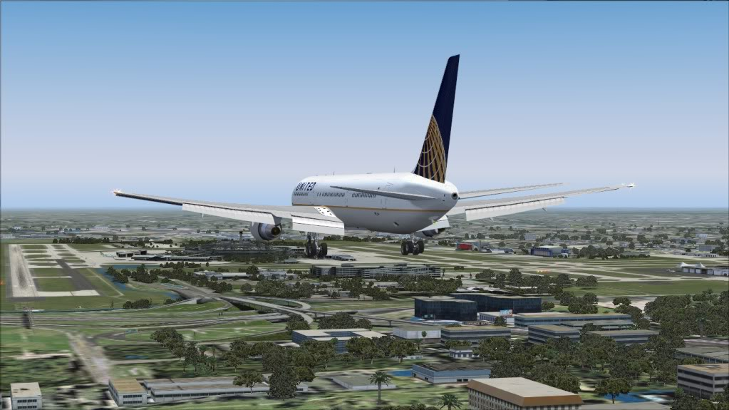 [FS9] Tampa - 767 United FS90027