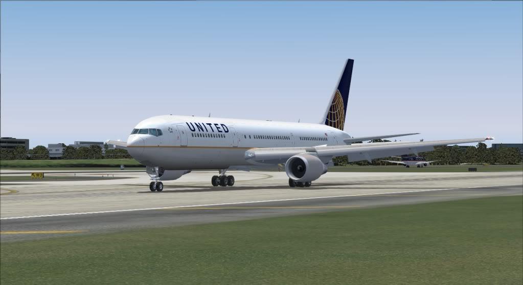 [FS9] Tampa - 767 United FS90029