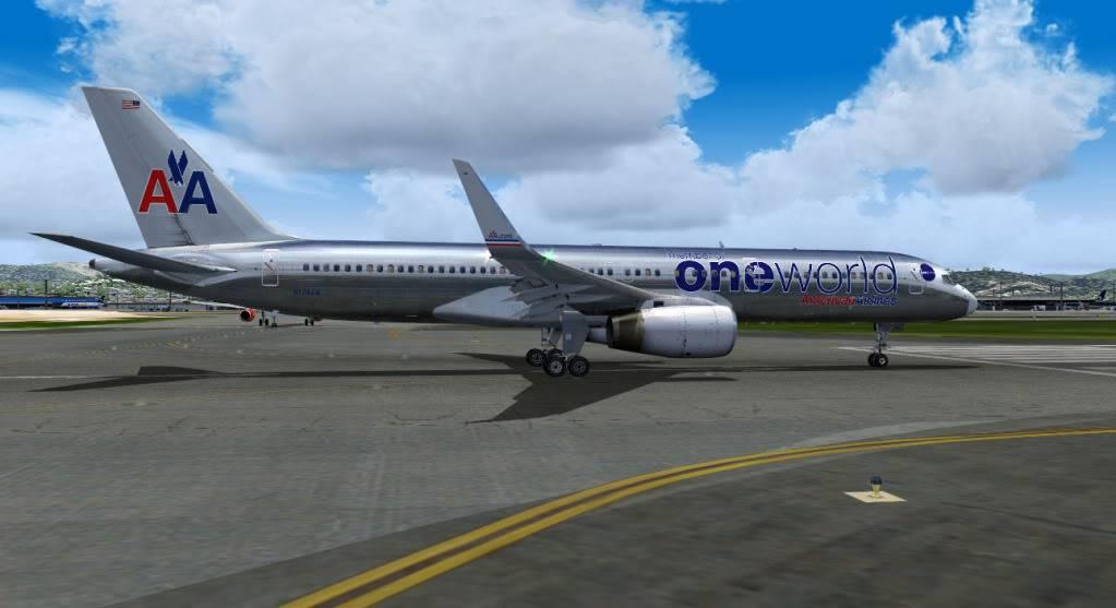 [FS9] Guarulhos - QW 757 AA FS90035-1