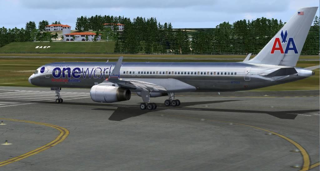 [FS9] Guarulhos - QW 757 AA FS90038